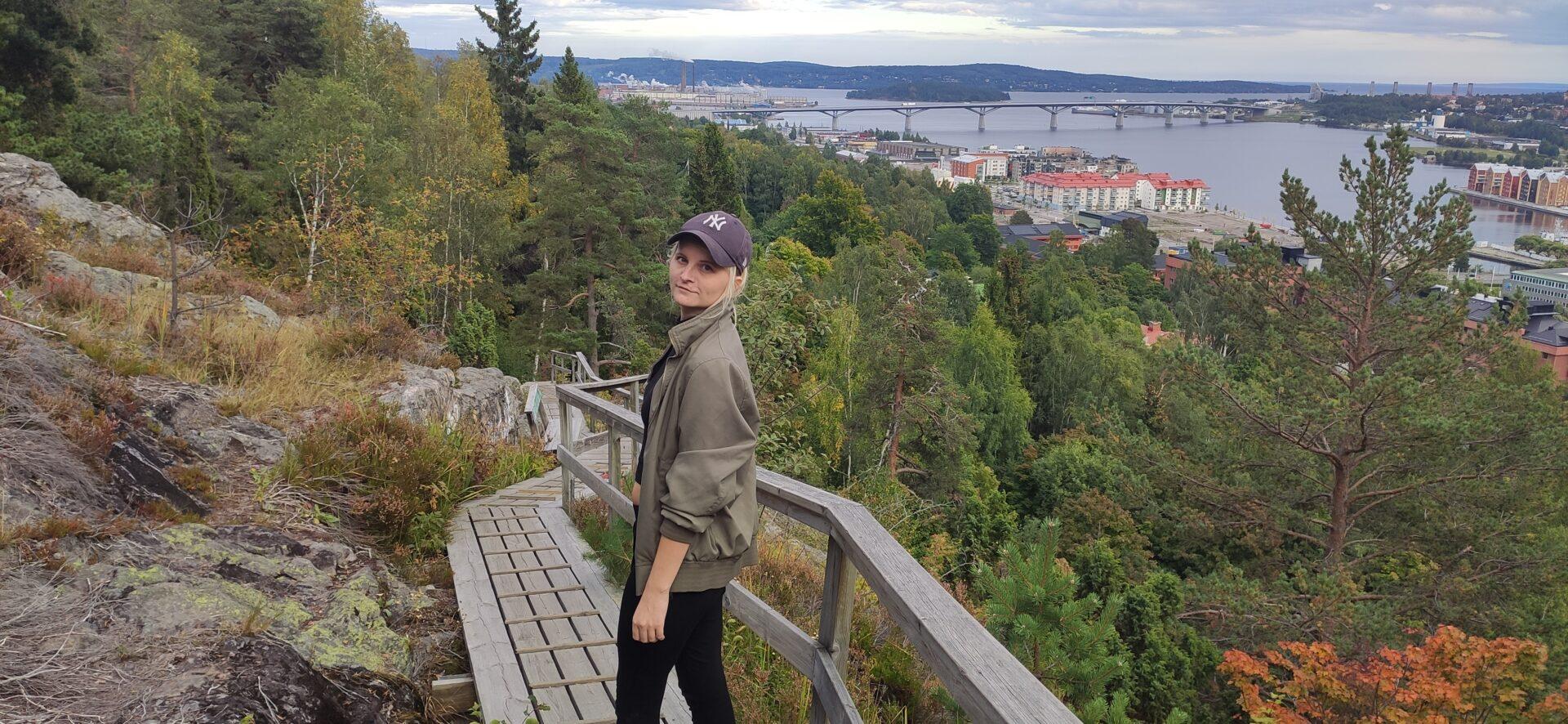 Renée Tid på Norra berget i Sundsvalll